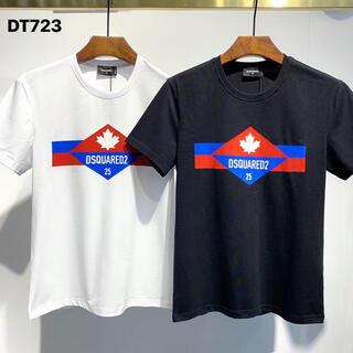ディースクエアード(DSQUARED2)のDSQUARED2  DT723 2枚9100円 Tシャツ M-3XL(Tシャツ/カットソー(半袖/袖なし))