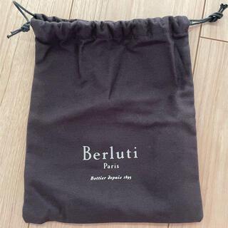 ベルルッティ(Berluti)のベルルッティ 巾着(ランチボックス巾着)