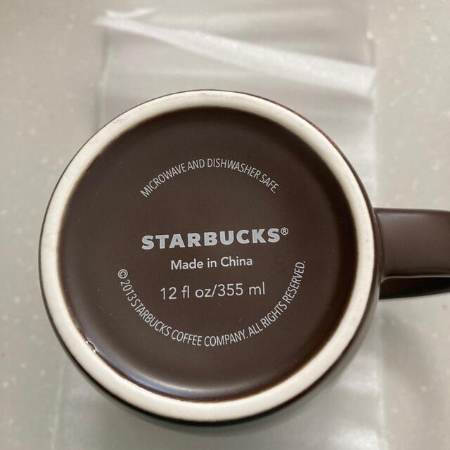 Starbucks Coffee(スターバックスコーヒー)のスターバックス マグカップ2013 インテリア/住まい/日用品のキッチン/食器(グラス/カップ)の商品写真