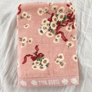 PINK HOUSE - ピンクハウス / 花柄バスタオル