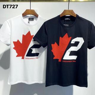 ディースクエアード(DSQUARED2)のDSQUARED2  DT727 2枚9100円 Tシャツ M-3XL(Tシャツ/カットソー(半袖/袖なし))