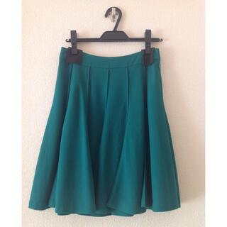 ストロベリーフィールズ(STRAWBERRY-FIELDS)のストロベリーフィールズ スカート(ひざ丈スカート)