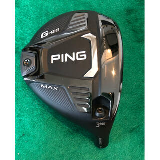 PING - ピン PING G425 MAX 3W 14.5° ヘッド、カバー