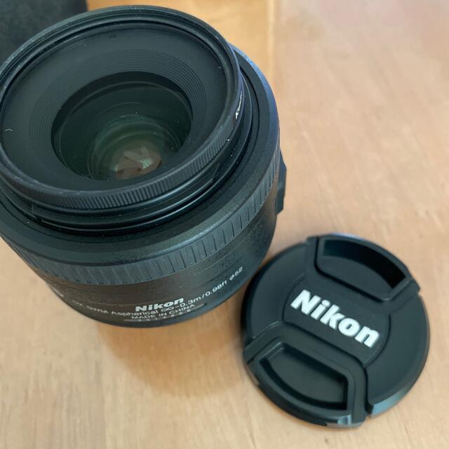 Nikon(ニコン)のNikon 単焦点レンズ 35mm スマホ/家電/カメラのカメラ(レンズ(単焦点))の商品写真