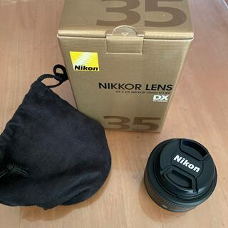 Nikon - Nikon 単焦点レンズ 35mm
