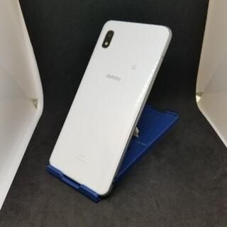 SAMSUNG - 306 ジャンク au SCV46 Galaxy A20