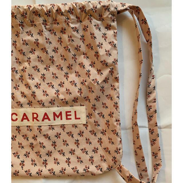 Caramel baby&child (キャラメルベビー&チャイルド)のcaramel baby&child リュック キッズ/ベビー/マタニティのこども用バッグ(リュックサック)の商品写真