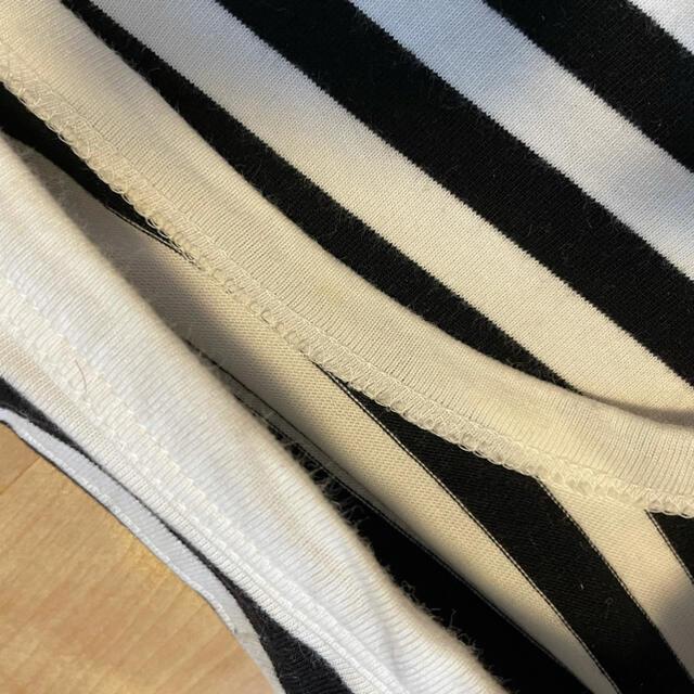agnes b.(アニエスベー)の【agnes b.】ボーダーカットソー レディースのトップス(カットソー(長袖/七分))の商品写真