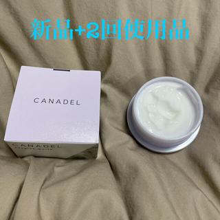 カナデル プレミアホワイト オールインワン(58g)新品+2回使用品