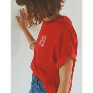 アングリッド(Ungrid)の新品★Ungrid★Tシャツ★アングリッド★ショートT★(Tシャツ(半袖/袖なし))