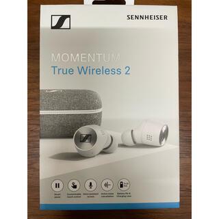 SENNHEISER - ゼンハイザー MOMENTUM True Wireless 2 (White)