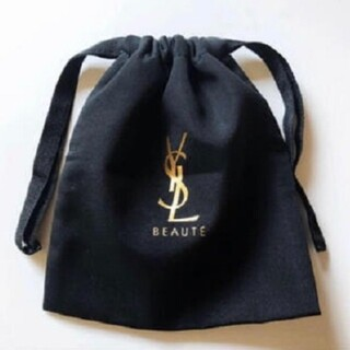 Yves Saint Laurent Beaute - 早い者勝ち!正規品 Yves Saint Laurent 巾着ポーチ 送料無料