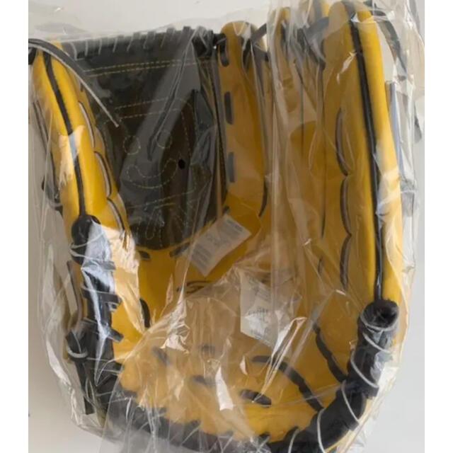 MIZUNO(ミズノ)の調子くんグローブ プロスピ マエケンモデル スポーツ/アウトドアの野球(グローブ)の商品写真