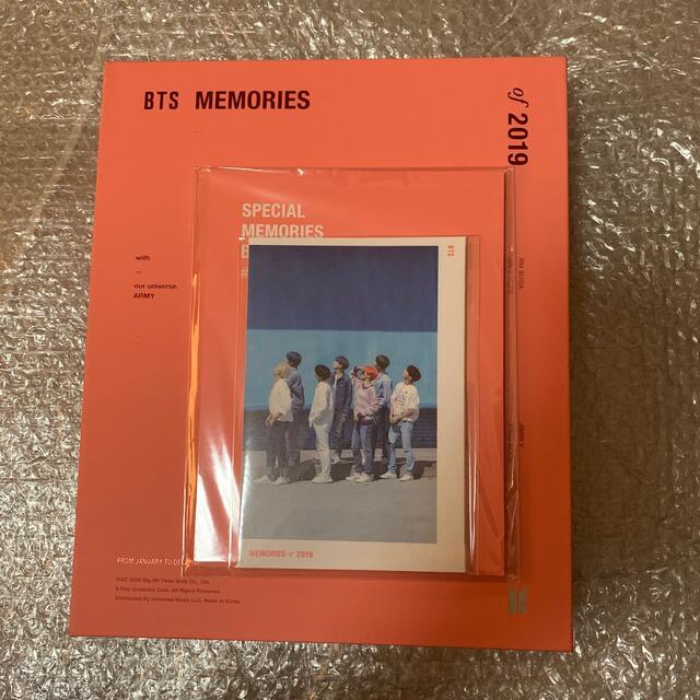 防弾少年団(BTS)(ボウダンショウネンダン)のはなさま専用 BTS memories 2019 DVD エンタメ/ホビーのDVD/ブルーレイ(アイドル)の商品写真