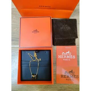 Hermes - hermes ネックレス 一度のみ着用*ポップH*ネックレス