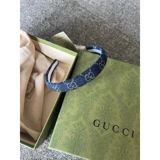 グッチ(Gucci)のグッチ☆GG ヘアバンド/カチューシャ(カチューシャ)