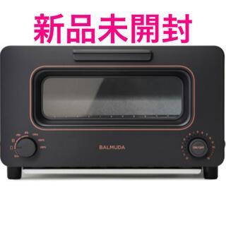 バルミューダ(BALMUDA)のBALMUDA トースター K05A-BK ブラック バルミューダ (調理機器)