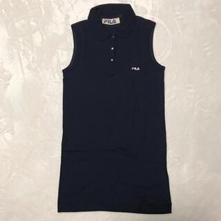 フィラ(FILA)のFILA タンクトップ ポロシャツ(タンクトップ)