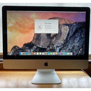 Mac (Apple) - APPLE iMac IMAC MB950J/A ※ジャンク品扱い