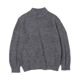 マーカウェア(MARKAWEAR)のMARKAWARE ALPACA CREW NECK ニット セーター アルパカ(ニット/セーター)