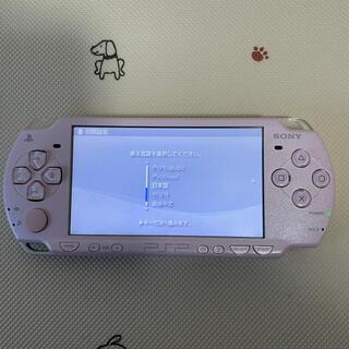 ソニー(SONY)のSONY PlayStationPortable PSP-2000 RP(携帯用ゲーム機本体)