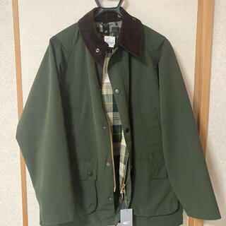 Barbour x BEAMES PLUS/別注 BEDALE 2レイヤー