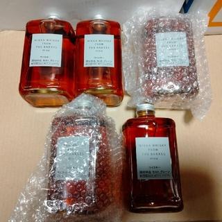 ニッカウヰスキー - ニッカフロムザバレル500ml 5本 フロムザバレル ニッカ ウイスキー
