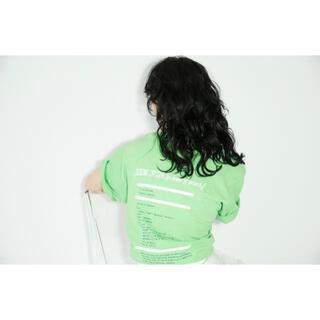 マウジー(moussy)のmoussy マウジー STUDIOWEAR Tシャツ(Tシャツ(半袖/袖なし))