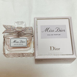Dior - Dior ミスディオール オードゥパルファン 5ml 非売品