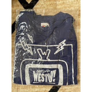 WESTV ロングTシャツ(Tシャツ/カットソー(七分/長袖))