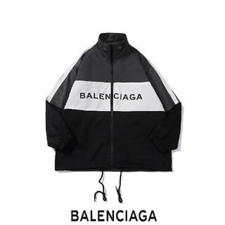 Balenciaga - 新品!男女兼用Balenciagaパーカー2枚13000 #9