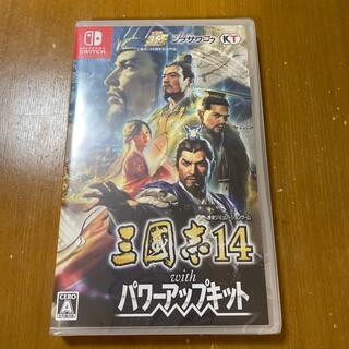 任天堂 - 三國志14 with パワーアップキット Switch