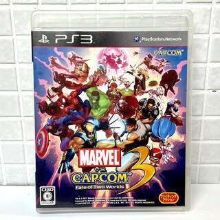 PlayStation3 - マーヴル VS. カプコン 3 フェイト オブ トゥー ワールド PS3