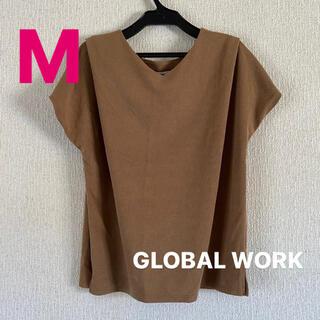 グローバルワーク(GLOBAL WORK)の【SALE対象】グローバルワーク ワッフルフレンチスリーブT(Tシャツ(半袖/袖なし))