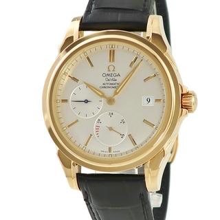 オメガ(OMEGA)のオメガ  デ ヴィル コーアクシャル パワーリザーブ 4632.31.3(腕時計(アナログ))