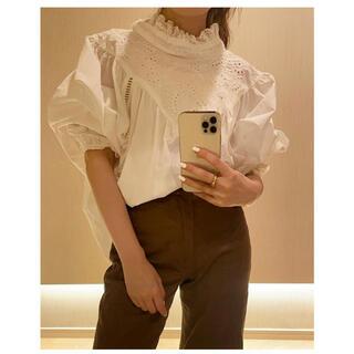 ロンハーマン(Ron Herman)の【KatrinTokyo】parisienne straight pants(カジュアルパンツ)