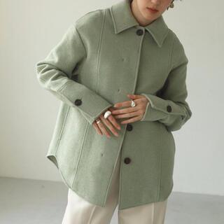 トゥデイフル(TODAYFUL)のTODAYFUL   ウールシャツジャケット(テーラードジャケット)
