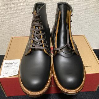 レッドウィング(REDWING)のレッドウィング ベックマン フラットボックス 9060 9 1/2 新品 未使用(ブーツ)