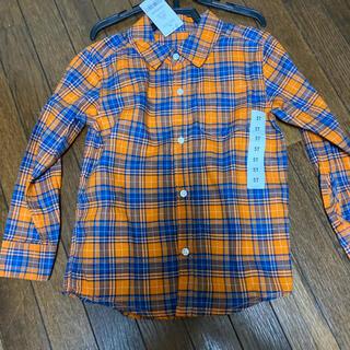 カーターズ(carter's)のカーターズ シャツ 120cm 新品 5T(ブラウス)