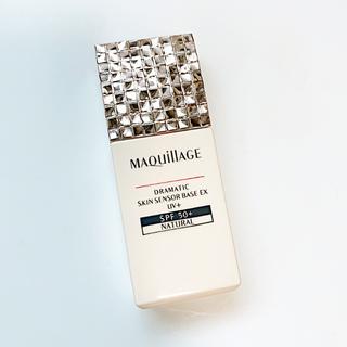 MAQuillAGE - 9割以上✴︎ マキアージュ ドラマティックスキンセンサーベース EX UV+