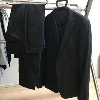 アオヤマ(青山)の【美品】セットアップスーツ 冬用 洋服の青山(セットアップ)