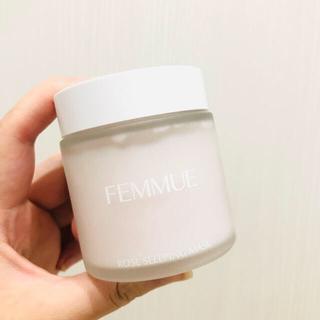 Cosme Kitchen - FEMMUE ローズウォータースリーピングマスク ビッグサイズ100g