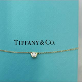 Tiffany & Co. - ティファニー バイザヤード 1P ネックレス