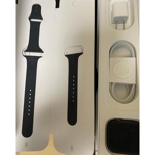 Apple Watch - Apple Watch5 44mm space gray GPS