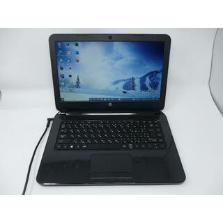 HP - HP ノートパソコン 14-g108AU Office2019 Webカメラ!