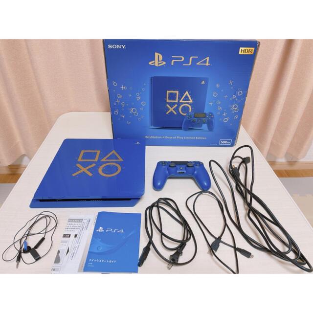 PlayStation4(プレイステーション4)のプレステ4 エンタメ/ホビーのゲームソフト/ゲーム機本体(家庭用ゲーム機本体)の商品写真
