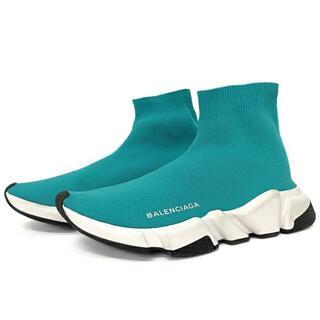 バレンシアガ(Balenciaga)のバレンシアガ ソックス スニーカー ライトブルー 靴(スニーカー)