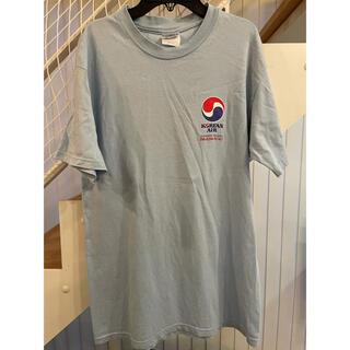 ヘインズ(Hanes)のコリアンエアー(大韓航空) Tシャツ(Tシャツ/カットソー(半袖/袖なし))