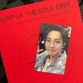 防弾少年団(BTS) - ホソク J-HOPE トレカ DVD MAP OF THE SOUL ON:E