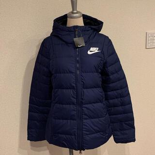 NIKE - ナイキ ダウンフィル ダウンジャケット レディース 紺色 中綿 Mサイズ